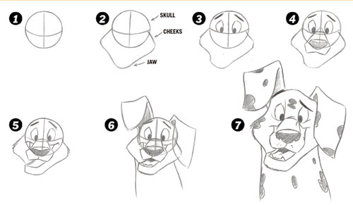 How To Draw Cartoon Dogs Boys Life Magazine