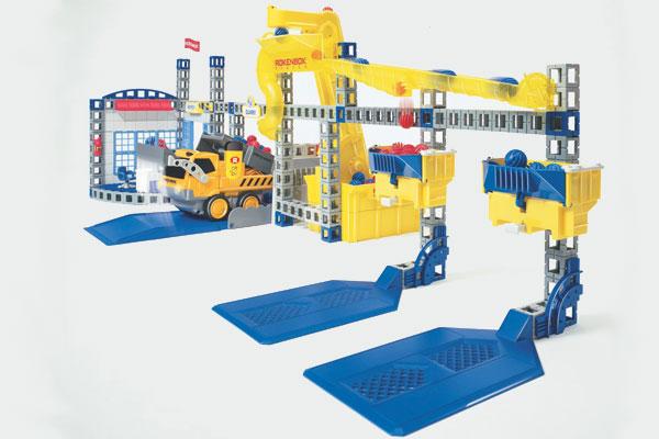 ROK Works Construction & Action Set