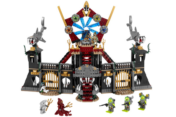 Lego Portal of Atlantis
