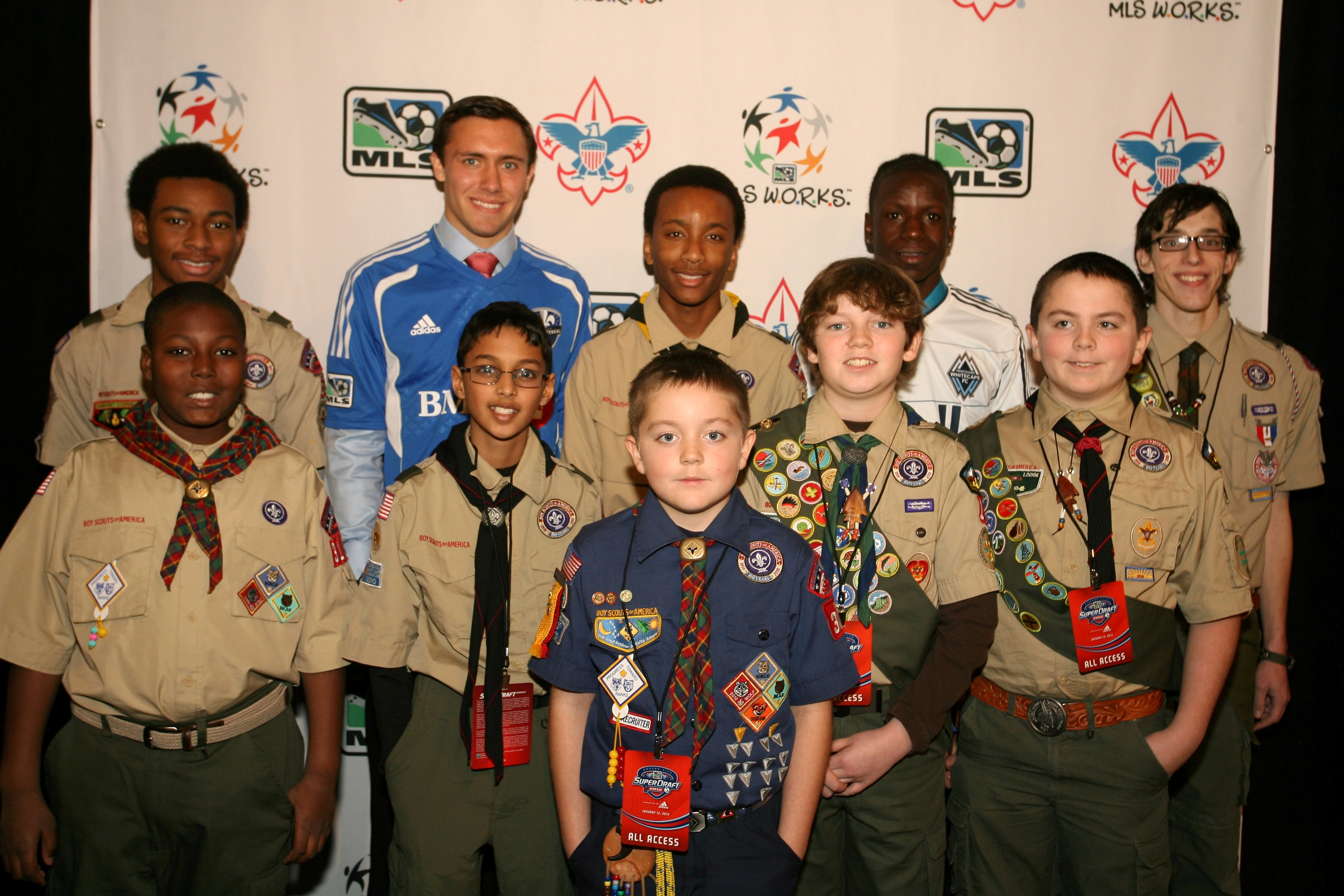 MLS and Scouts