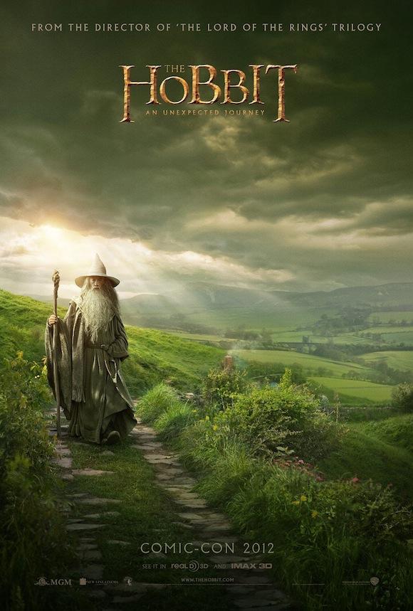 thehobbit-ComicConPoster
