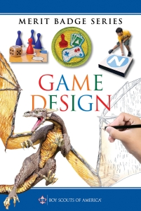 BOY SCOUTS OF AMERICA GAME DESIGN MERIT BADGE PAMPHLET
