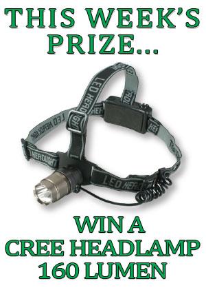 thisweeksprize_CreeHeadlamp