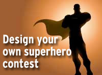 superhero-promo