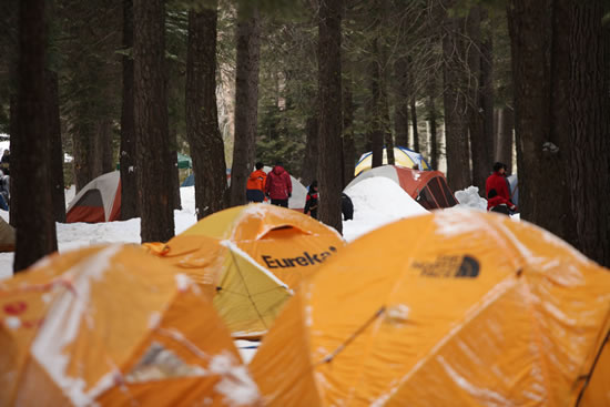 BearPaw winter camp