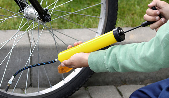 Bicycle Tire Pump