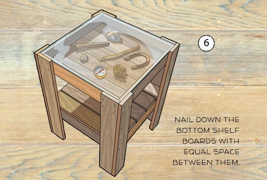 Step 6: Building Display Table