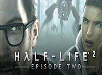 Half Life 2, Episode 2 Cover