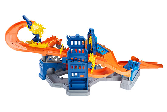 Hot Wheels Color Shifters Flame Fighters