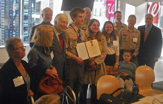 Jack Dailey Honor Medal