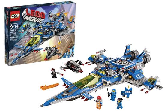 Benny's Spaceship, Spaceship, SPACESHIP!