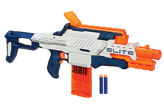 Nerf N-Strike Elite Nerf Cam ECS-12 Blaster