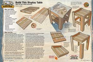 BL Workshop Build a Table