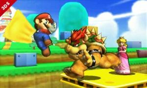 Super Smash Brothers 3DS Screenshot