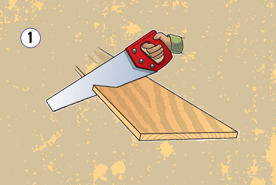 Build a Mailbox step 1
