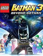 Lego Batman 3: Beyond Gotham cover