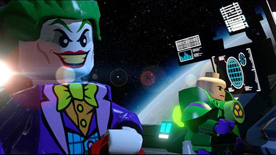 Lego Batman 3 - Joker