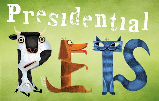 Presidential Pets Header