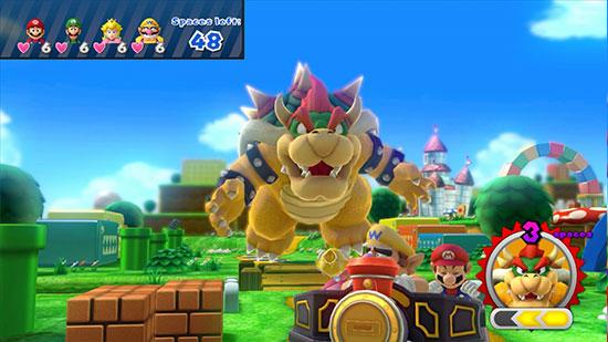 Mario Party 10 Bowser