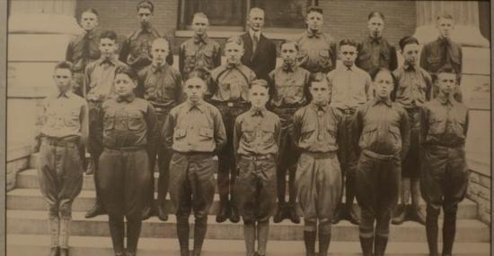 1920 World Jamboree
