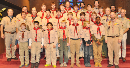 2015 Scouts