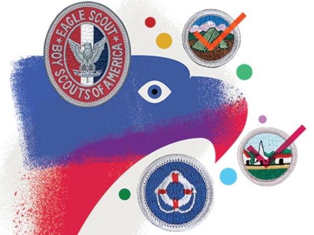 eagle required merit badges