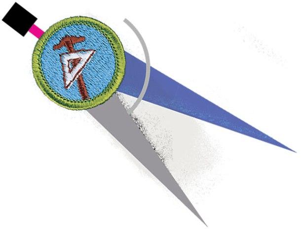 unpopular merit badges