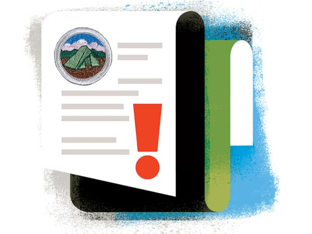 merit badge worksheets
