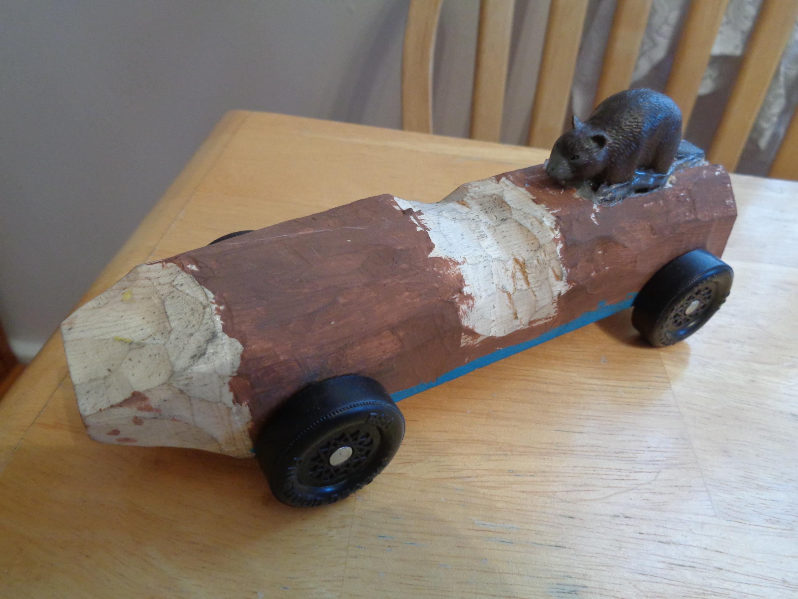 Beaver Log Express