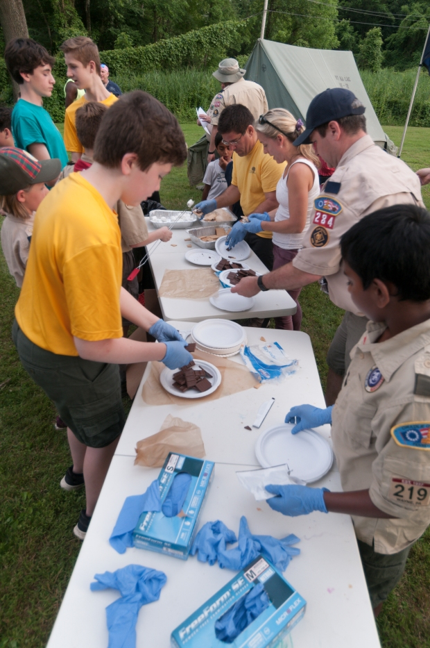 The Great Scout Community Campout - Boys' Life magazine