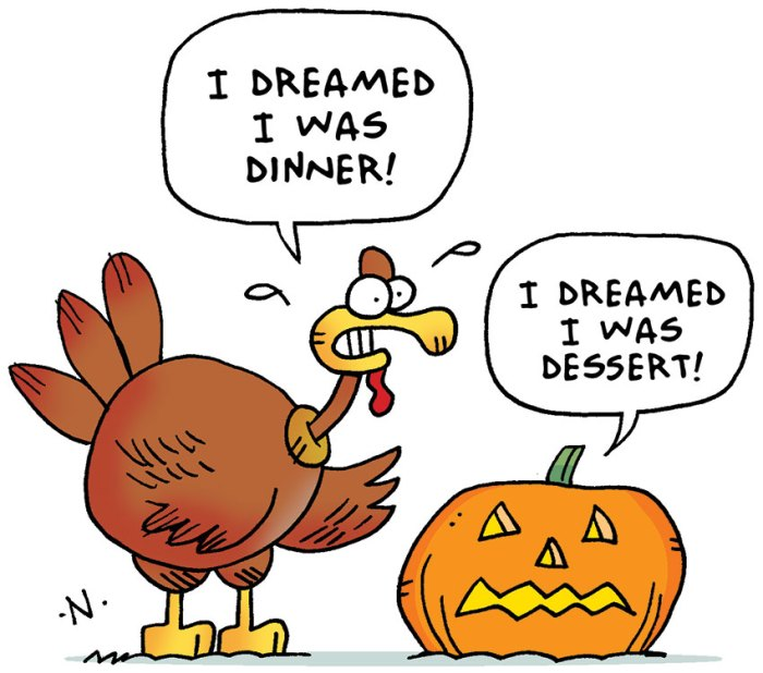 45 Funny Thanksgiving Day Jokes And Comics For Kids Scout Life Magazine