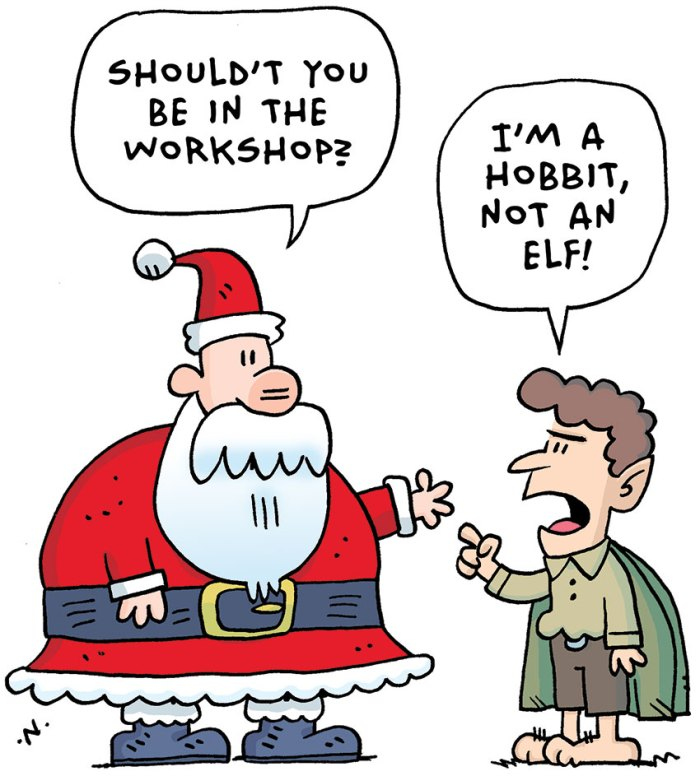 80 Funny Christmas Jokes And Comics For Kids Scout Life Magazine