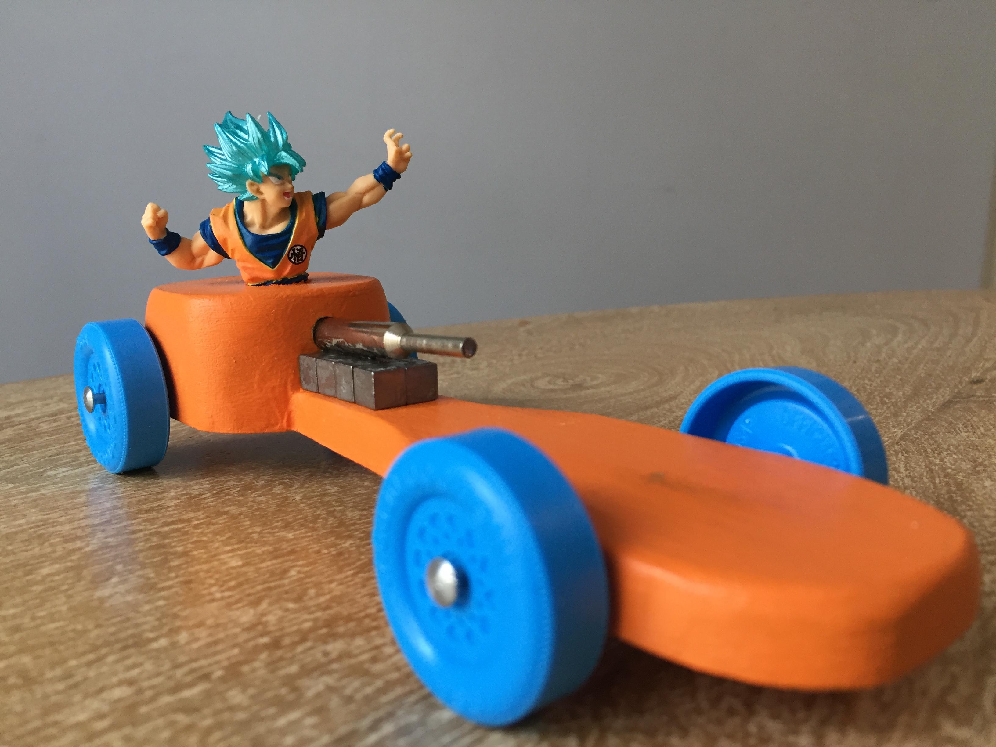 Luca's Goku