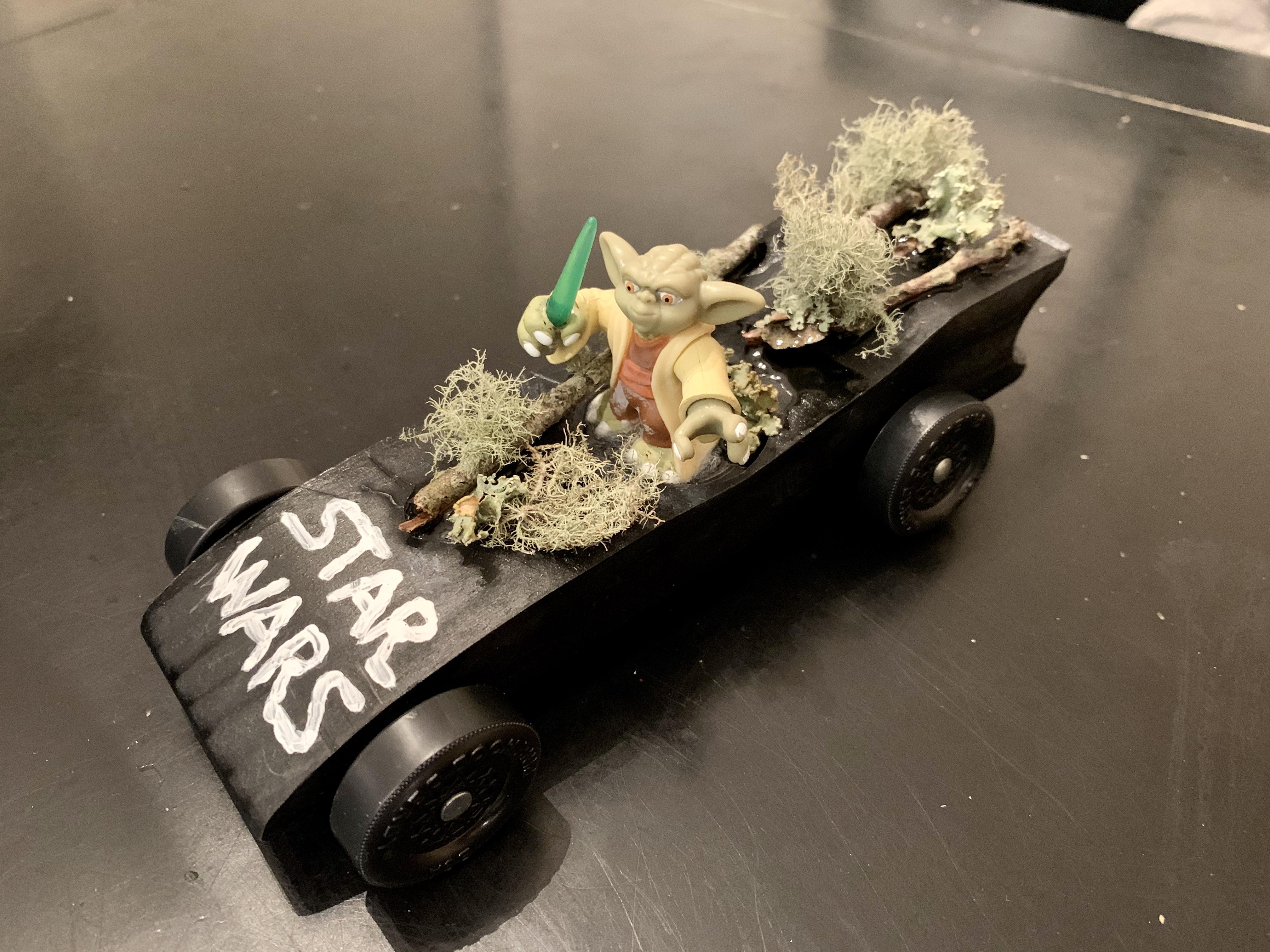 Toy-Yoda